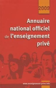ONPC - Annuaire national officiel de l'enseignement privé 2009.