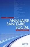 ONPC - Annuaire sanitaire social 2009 - Rhône-Alpes.