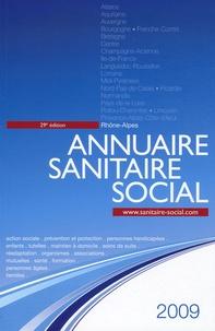 Annuaire sanitaire social 2009 - Rhône-Alpes.pdf