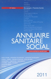 ONPC - Annuaire sanitaire social 2011 - Bourgogne Franche-Comté.