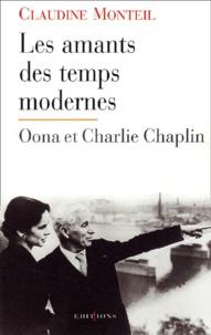 Oona Chaplin et Charles Chaplin - .