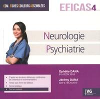 Ophélie Dana et Jérémy Dana - Neurologie Psychiatrie.