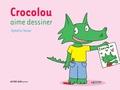 Ophélie Texier - Crocolou aime dessiner.