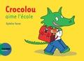 Ophélie Texier - Crocolou aime l'école.