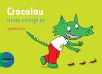 Ophélie Texier - Crocolou  : Crocolou aime compter.