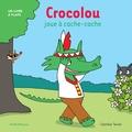 Ophélie Texier - Crocolou  : Crocolou joue à cache-cache.
