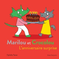 Téléchargement gratuit de livres audio de Marilou et Crocolou 9782330131852 (French Edition) par Ophélie Texier CHM