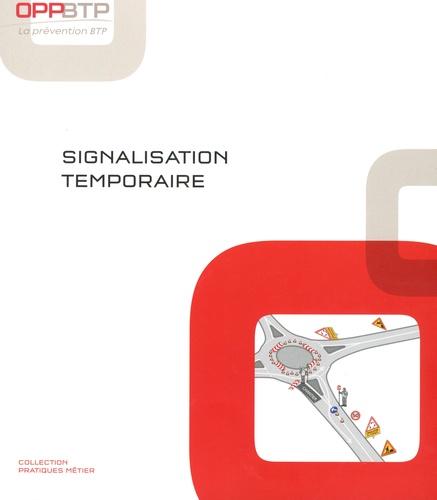 OPPBTP - Signalisation temporaire.