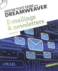 E-mailings et newsletters - Savoir tout faire avec Dreamweaver.pdf