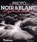 Oracom Editions - La photo de noir & blanc.