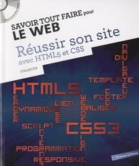 Oracom Editions - Réussir son site avec HTML5 et CSS. 1 Cédérom