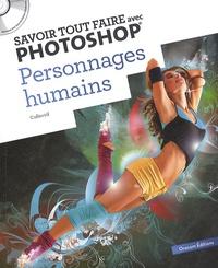 Histoiresdenlire.be Savoir tout faire avec Photoshop - Personnages humains Image