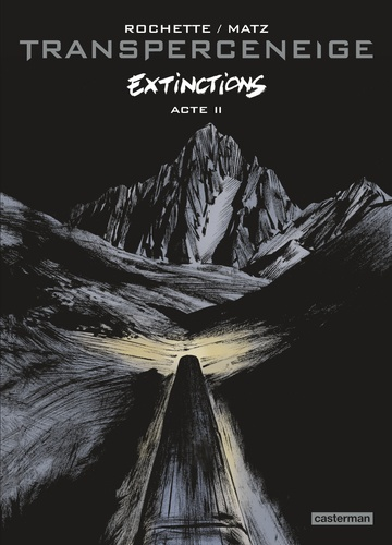 Transperceneige  v.2  : Extinctions