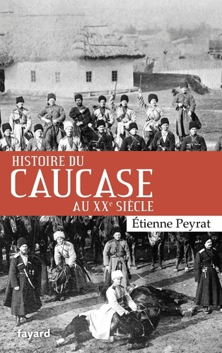 Histoire du Caucase au XXe siècle