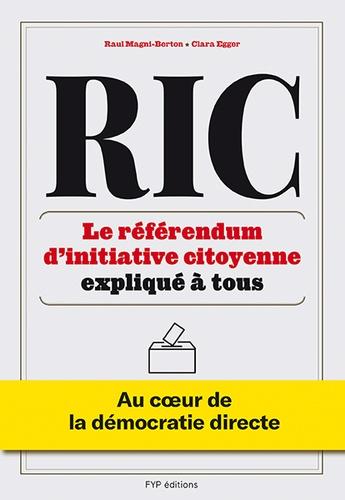 RIC  : au coeur de la démocratie directe