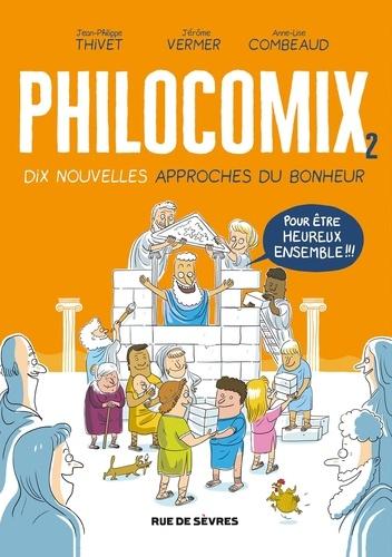 Philocomix  v.2  : Dix nouvelles approches du bonheur