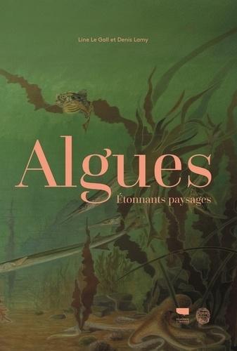 Algues  : Etonnants paysages