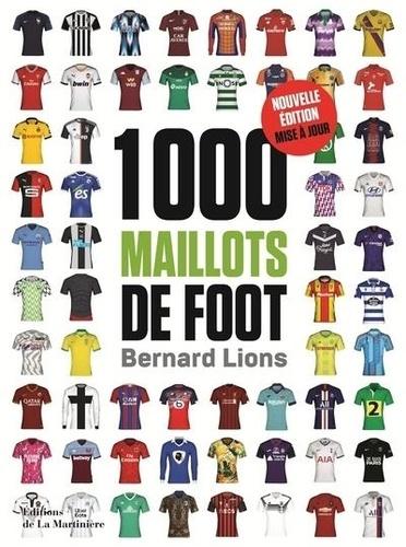 1000 maillots de foot