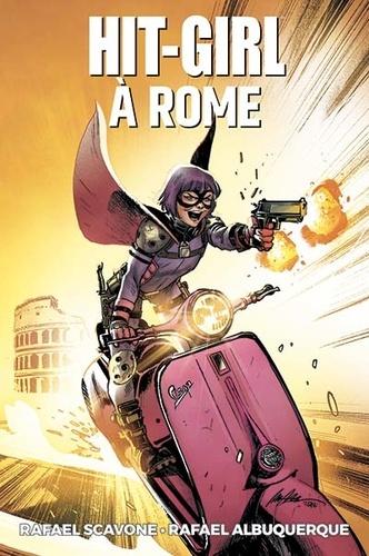 Hit-Girl à Rome