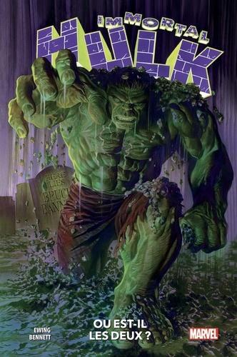 Immortal Hulk  v.1 , Ou est-il les deux ?
