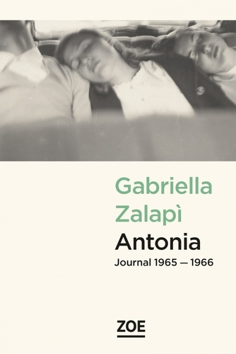 Antonia  : Journal 1965-1966