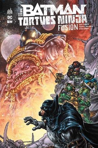 Batman et les Tortues Ninja  : Fusion