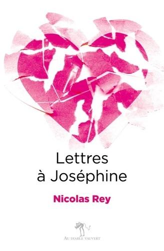 Lettres à Joséphine