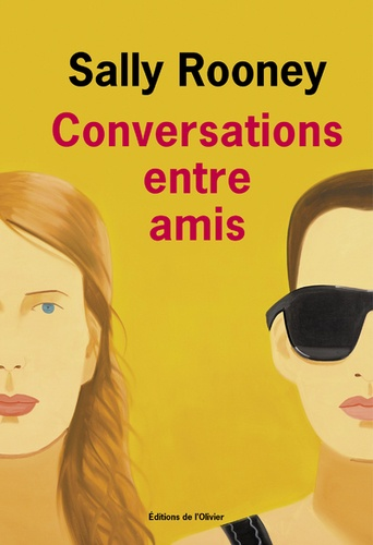 Conversations entre amis / Sally Rooney | Rooney, Sally. Auteur