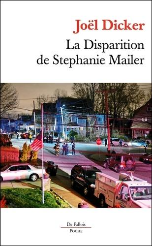 La disparition de Stéphanie Mailer / Joël Dicker | Dicker, Joël (1985-....). Auteur