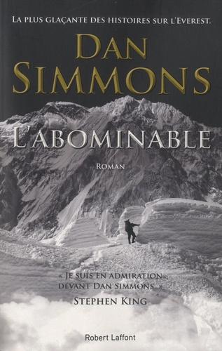 L'abominable / Dan Simmons   Simmons, Dan (1948-....). Auteur