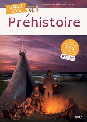 Préhistoire / Romain Pigeaud   Pigeaud, Romain. Auteur