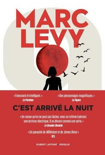 C'est arrivé la nuit / Marc Levy   Lévy, Marc (1961-....). Auteur