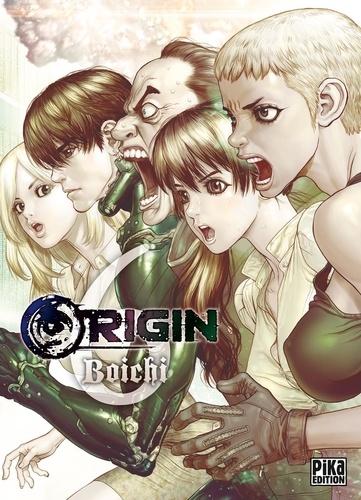 Origin. 6 / Boichi | Boichi (1973-....). Auteur