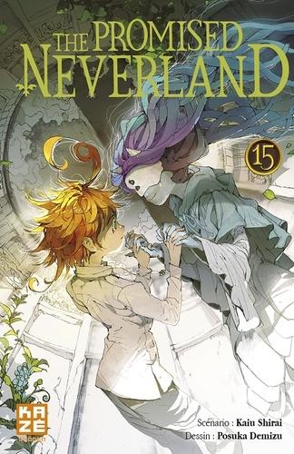 The Promised Neverland. 15 / Kaiu Shirai | Shirai, Kaiu. Scénariste