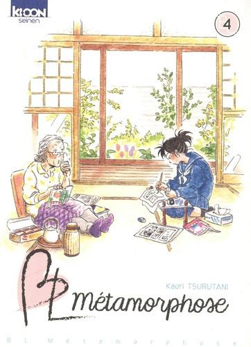 BL métamorphose. 4 / Kaori Tsurutani   Tsurutani, Kaori (1982-....). Scénariste. Illustrateur