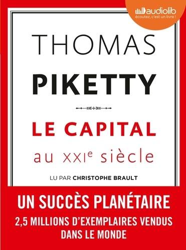 Le capital au XXIe siècle / Thomas Piketty | Piketty, Thomas (1971-....). Auteur