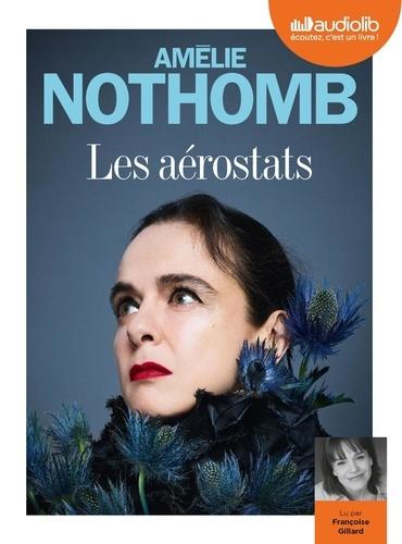 Les aérostats / Amélie Nothomb  
