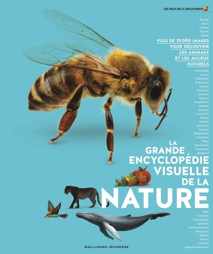La grande encyclopédie visuelle de la nature