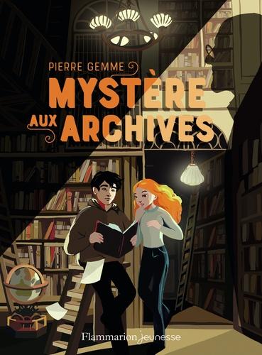 Mystère aux archives