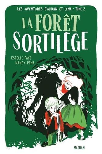 Les aventures d'Alduin et Léna  v.2 , La Forêt Sortilège
