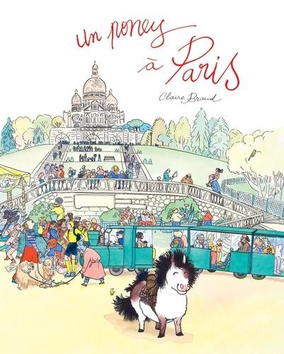 Un poney à Paris