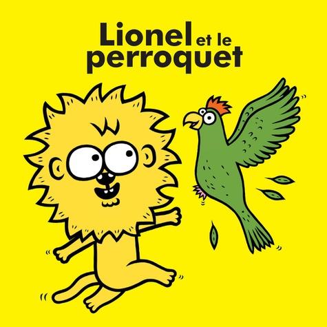 Lionel et le perroquet