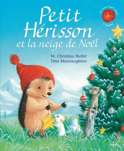 Petit Hérisson et la neige de Noël