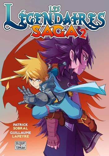 Les Légendaires Saga