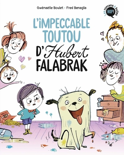 L'impeccable toutou d'Hubert Falabrak