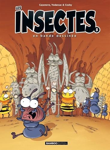 Les insectes en bande dessinée  v.5