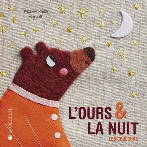 L'ours et la nuit  : Les couleurs