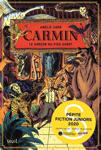 Carmin, le garçon au pied-sabot