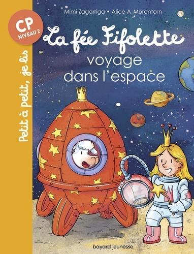 La fée Fifolette voyage dans l'espace