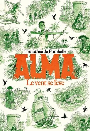 Le vent se lève / Timothée de Fombelle | Fombelle, Timothée de (1973-....). Auteur